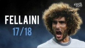 Video: Marouane Fellaini - Live Like A Warrior - Skills Show & Goals - 2017/2018 | HD